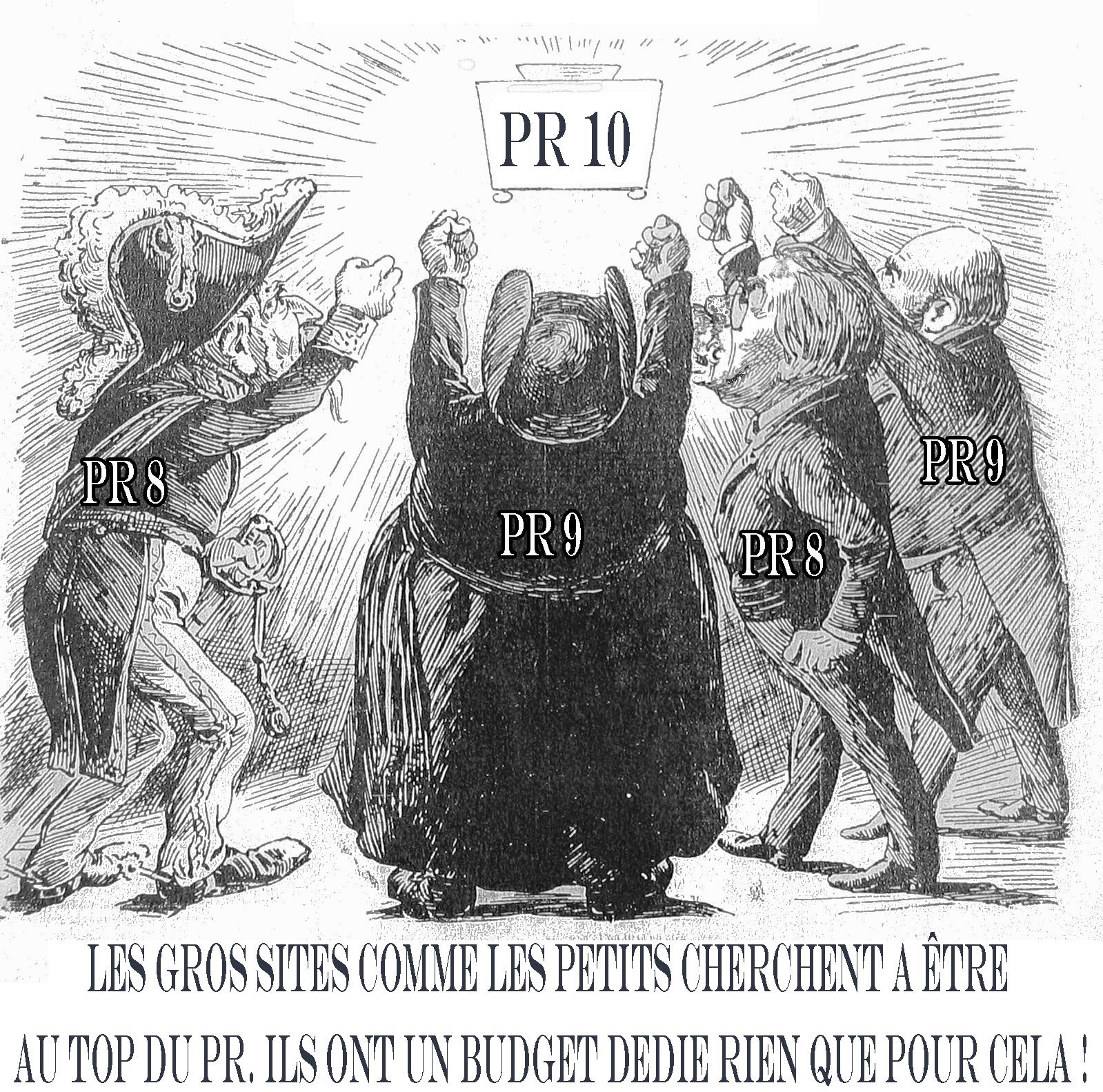 A la recherche du PR ultime